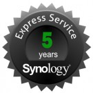 IP SAN Synology UC3200, expresní servis NBD