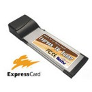Items DVB-T Hybrid Digital/Analog TV, FM, Video-in, ExpressCard