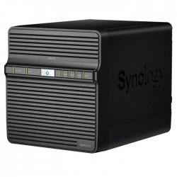 NAS Synology DS418j RAID 4x SATA server, Gb LAN