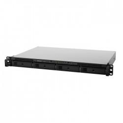 NAS Synology RS819 RAID 4xSATA Rack server, 2xGb LAN