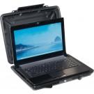 """Pouzdro Peli 1085CC (14"""" notebook), černé, odolné/vodotěsné"""