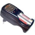 Nabíječka AA/AAA NiCd/NiMH baterií + 4x AAA Ni-MH 750mAh, Vanson